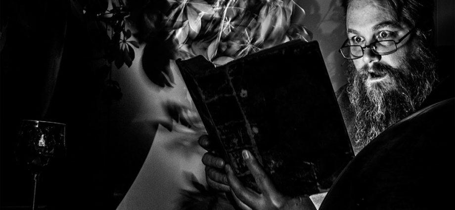 Reading Illuminated Image