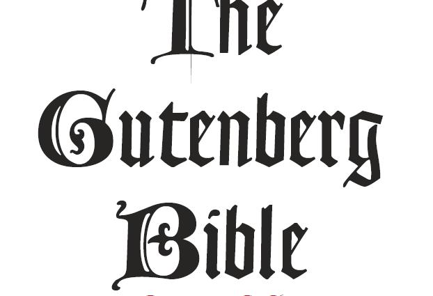 The Gutenberg Bible Text