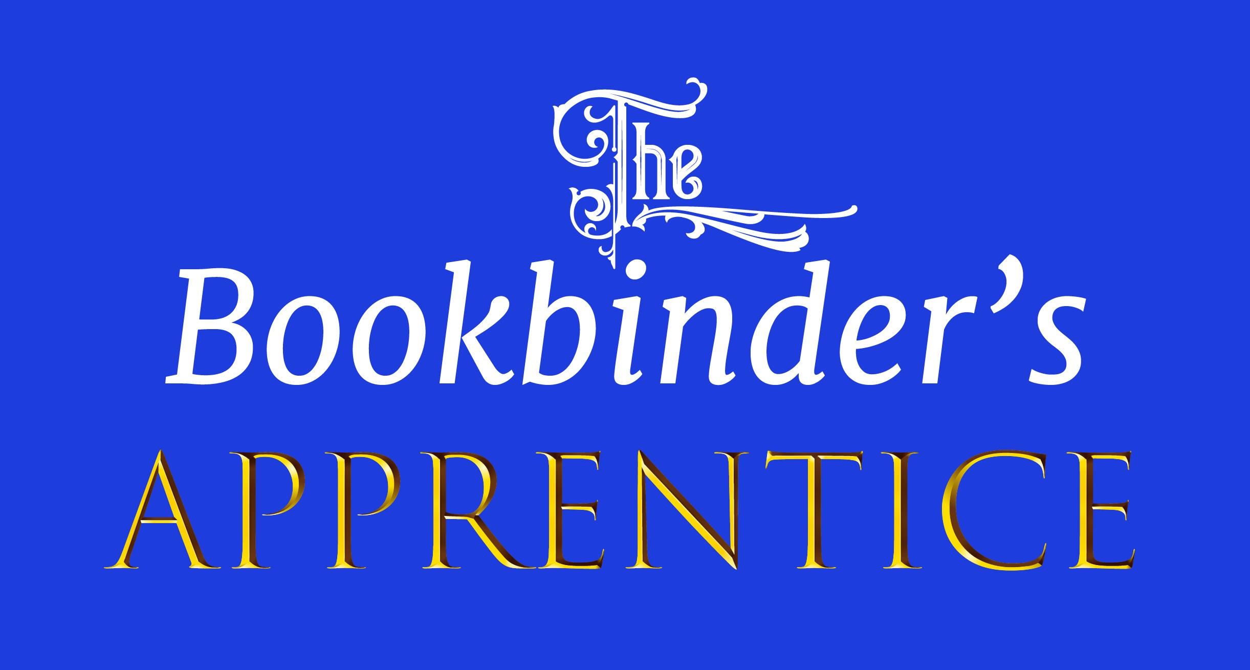 The Bookbinder's Apprentice Logo